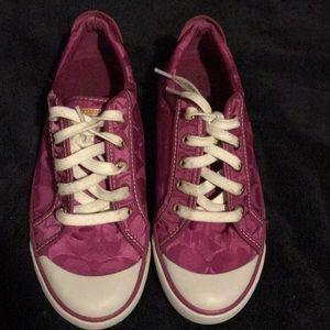 COACH BARRETT shoes